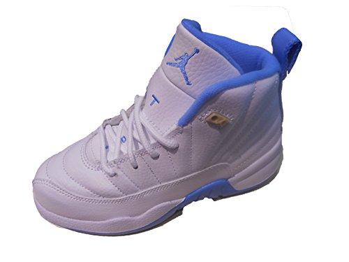 Jordan 12 Retro GP-510816-127 - Kids Melo Shoes