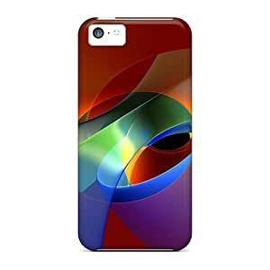 Mialisabblake Snap On Hard Case Cover Taste Of Color Protector For Iphone 5c