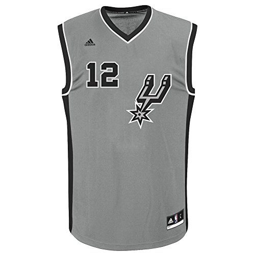 NBA Men's San Antonio Spurs LaMarcus Aldridge Replica Player Swingman Jersey, X-Large, (Replica Nba Jersey)