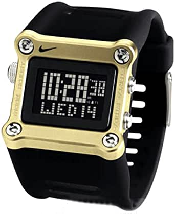 Nike Mettle Hammer Watch - Black/Gold Dust - WC0021-079