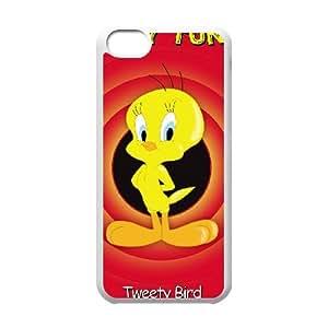 Tweety Bird iPhone 5c Cell Phone Case White Zstgb