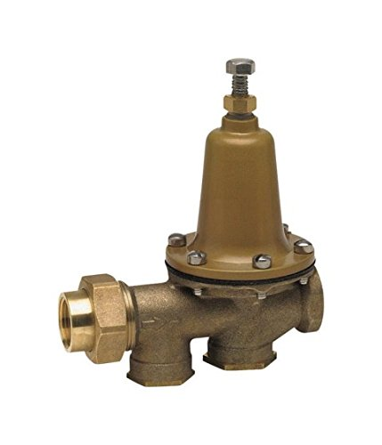 Watts Pressure Reducing Valve 1/2'' Threaded Bronze by Watts