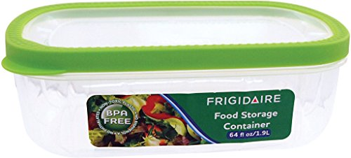 Frigidaire Storage Container Rubberized Protection