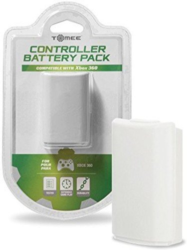 Xbox 360 Hyperkin Rechargeable Battery Pack – White