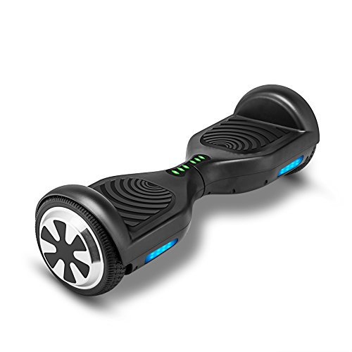 VEEKO Self Balancing Scooter Hoverboard with LE...
