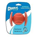 Chuckit! Medium Wheelie Dog Ball, My Pet Supplies