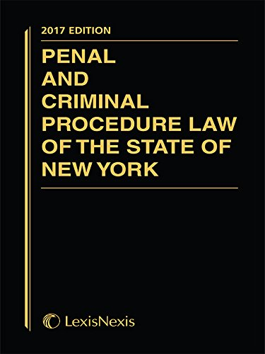 new york state penal law - 7