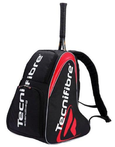 Amazon.com: Tecnifibre Soporte Bolsa Mochila de tenis ...