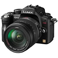 Panasonic DMC-GH1K 12.1MP Four Thirds Mirrorless Digital Camera with 1080p HD Video Key Pieces Review Image