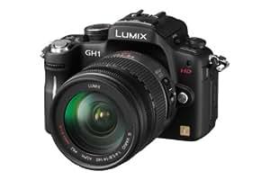 Panasonic DMC-GH1K 12.1MP Four Thirds Mirrorless Digital Camera with 1080p HD Video