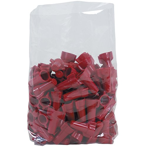 - Aviditi PB1349 Gusseted Poly Bags, 5