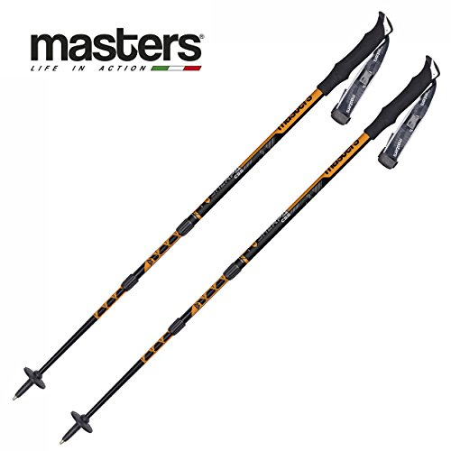 Masters Sherpa CSS Trekking Poles with Cushioning by Masters