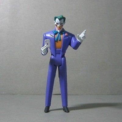DC Universe JUSTICE LEAGUE UNLIMITED JLU JOKER Fan Collection FIGURE Toys Gifts