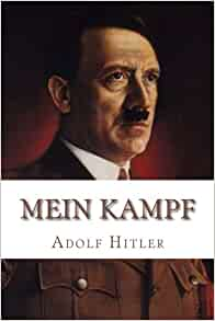 Mein Kampf 1 & 2: German Edition (2016): Adolf Hitler: 9781523289608: Amazon.com: Books