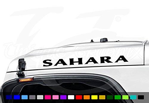 Jeep-Wrangler-Sahara-Vinyl-Hood-Decal-22inch-1-Pair