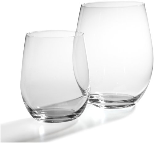 - Riedel O Mixed Cabernet/ViognierTumbler, Set of 6 Plus 2 Bonus Glasses