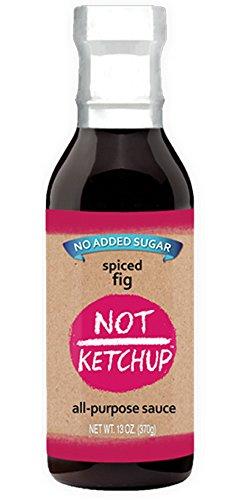 Spiced Fig Paleo BBQ Sauce (13 oz Bottle)