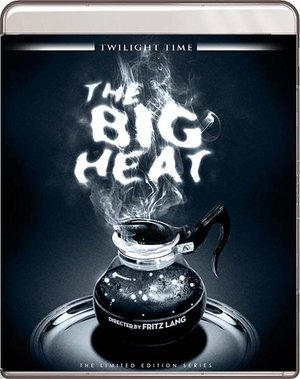 The Big Heat - Twilight Time [1953] [Blu-ray]