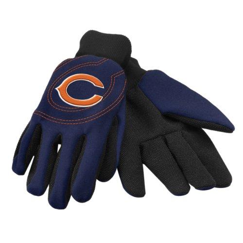 UPC 887849468211, NFL Chicago Bears 2014 Raised Logo Gloves