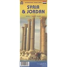 JORDAN, SYRIA - JORDANIE, SYRIE