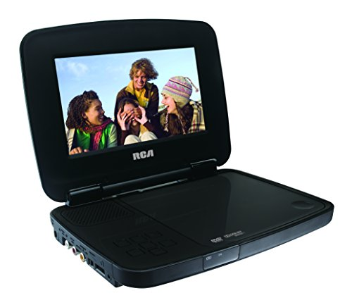 RCA DRC99371EB Portable DVD Player by RCA