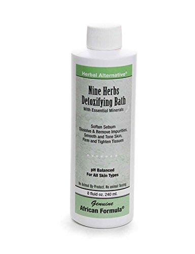Nine Herbs Detoxifying Bath Formula 8oz. by utopia africa