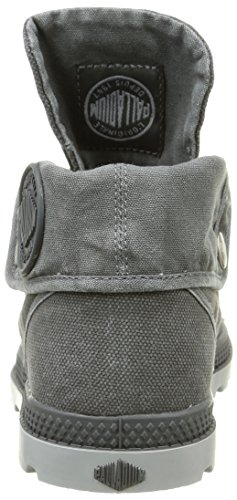 Lp Grigio Sneaker Low F Rise Donna high Palladium turbulence Baggy P1vqZB