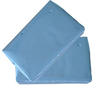 Easy Clay 2-pack 2x100g - Blue color clay bar