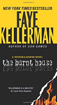 The Burnt House 0061227323 Book Cover