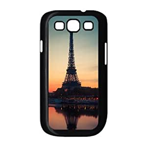 DDOUGS Paris Tower Brand New Cell Phone Case for Samsung Galaxy S3 I9300, DIY Paris Tower Case