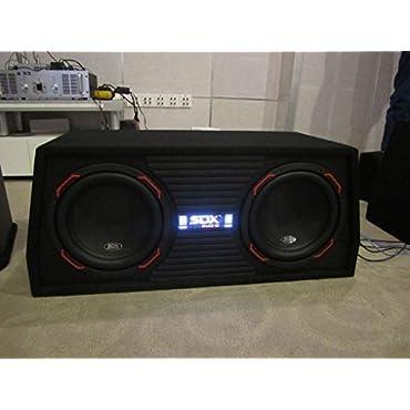 Sondpex PK11212 12 in. Powered Bass Party Pack 1200 Watt