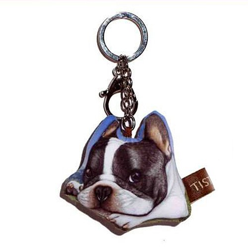 Sansukjai Key ring Key chain French Bulldog Fancy Fabric Dog lover High 10 - Tiffany Store Locator Usa