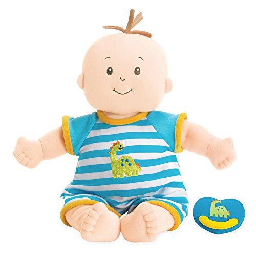 Soft Nurturing First Baby Boy Doll