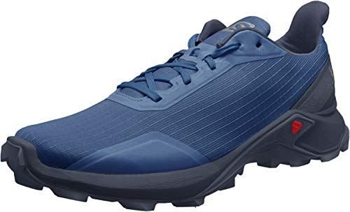 SALOMON Men's Alphacross Trail Running Shoes