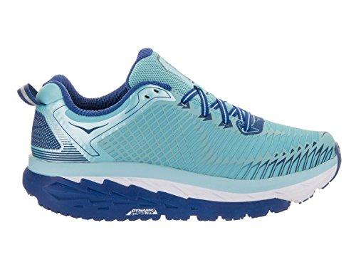 Hoka Een Een Vrouwen Arahi Hardloopschoen Topaas / Elektrisch Blauw