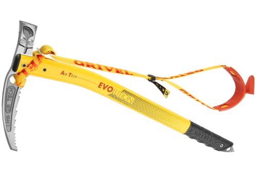 - Grivel Air Tech Hammer Ice Axe with Leash One Color, 48 cm
