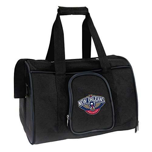 Denco NBA New Orleans Pelicans Premium Pet Carrier by Denco