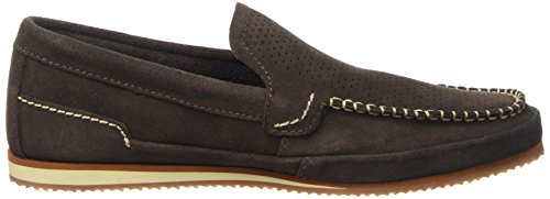 Timberland Hayes Valley, Mocassini Uomo Marrone (Marrone (Dark Brown Suede))