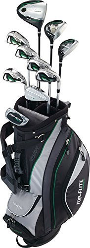 Top-Flite Golf Boys Teen Varsity Complete Club Box Set Right Hand 60'' and up 13+ by Top Flite (Image #2)