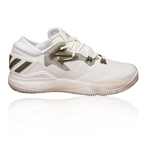 En Adidas Low Boost Salle Crazylight White Chaussure Sport rO7OXqn