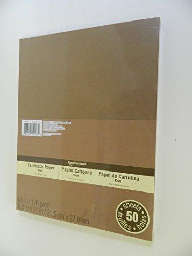 Cardstock paper options