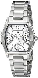 Bulova Women's 96P127 Wintermoor Multifunction Watch