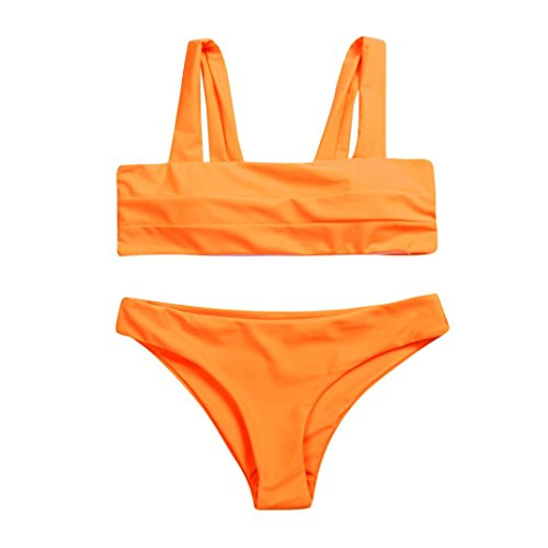 Orange Womens Cut T-shirt - NewKelly Bikini Wax Girls Bottoms Top 2017 Swimsuits Warriors Kill Mens Underwear Bikinis For Women Line Trimmer Razor Panties Thong Zone Victoria Secret Shaver Hair Removal High Waist (Orange, S)