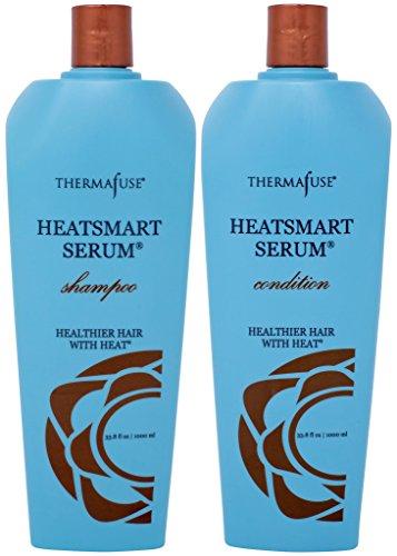 Thermafuse HeatSmart Serum Shampoo & Conditioner Duo, 33.8 oz ()