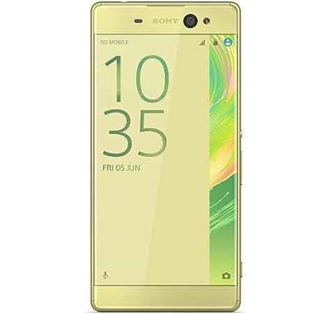 Sony Xperia XA Ultra Lima - Smartphone de 6 (RAM de 3 GB, cámara de 21.5 MP, Android) verde: Amazon.es: Electrónica