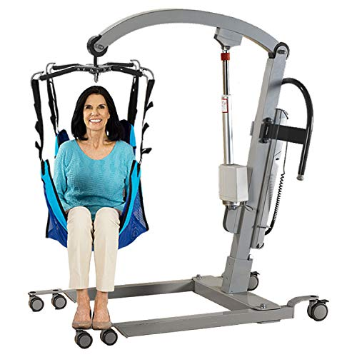 Vive Patient Lift Sling - Transfer Blanket for Bed Positioning and Lif
