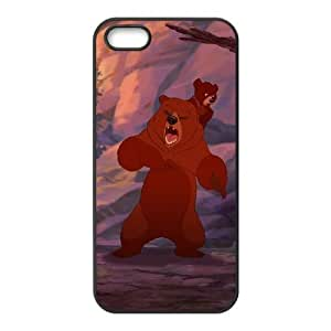 Brother Bear 2 iPhone 5 5s Cell Phone Case Black