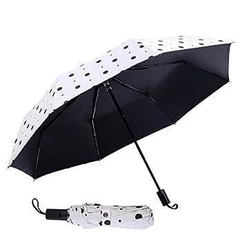 SAN Paraguas, Dibujos Animados, Queso, Gato, Paraguas de Mano, Pegamento Negro