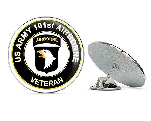 U.S. Army Veteran 101st Airborne Division Metal 0.75
