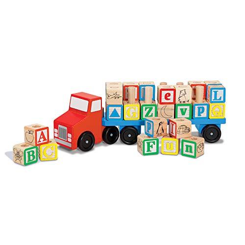 vintage alphabet blocks - 9